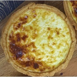 Swiss Cheese Quiche
