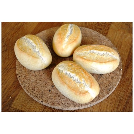 Rustic White Roll